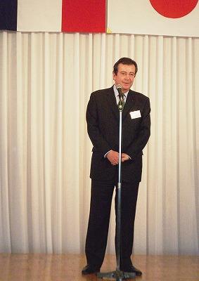 フィリップ・フォール駐日フランス大使